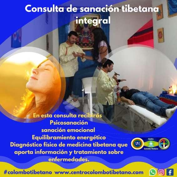 Sanación tibetana integral