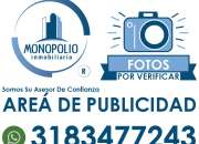IDEAL APARTAMENTO EN ARRIENDO -  SAN GERMAN, LOS COLORES COD: 21800
