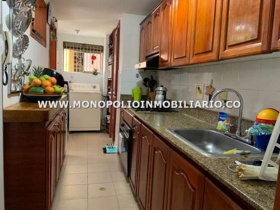Apartamento en renta - sector santa maria de los angeles, el poblado cod: 20545