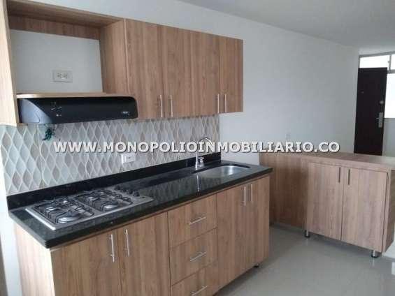 Apartamento en arriendo - sector asturias, itagüi cod: 22339