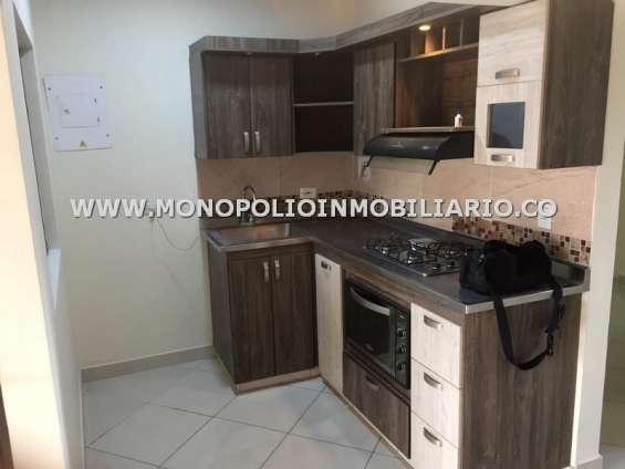 Apartamento en arriendo - sector girardot, castilla cod: 22368