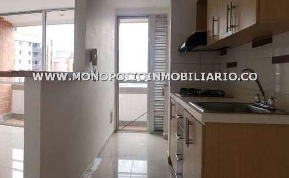 Apartamento en venta - sector santa catalina, itagüi cod: 22171