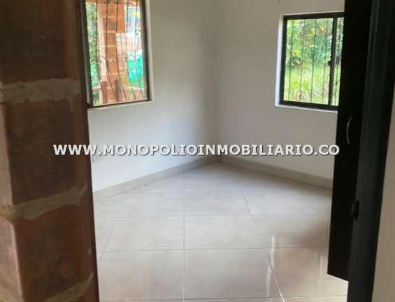 Casa unifamiliar en renta - sector la tablaza, la estrella cod: 22372