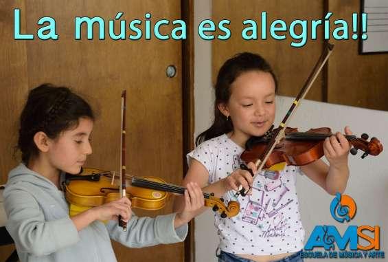 Clases de violín para niños y niñas -clases virtual
