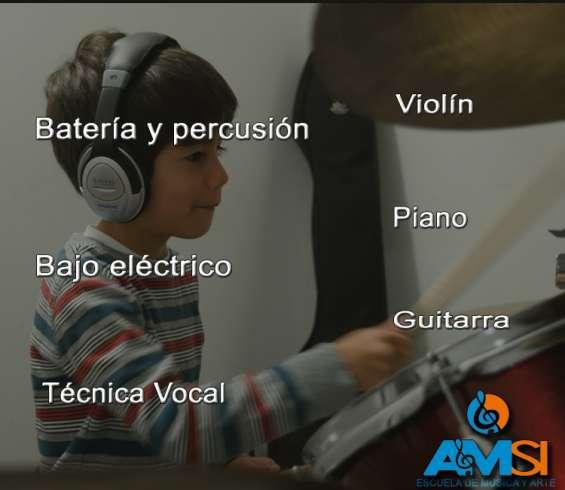 Clases online de violín para niños y niñas